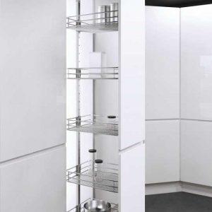Cocinas Modernas - Accesorios - Pull out - Milestone