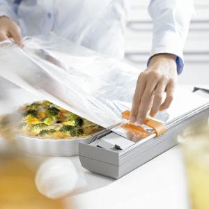 Dispensador papel Aluminio Icon