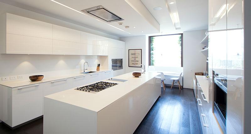 Cocinas de Alta Gama con Diseño Europeo