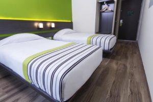 Habitacion Moderna de Hotel